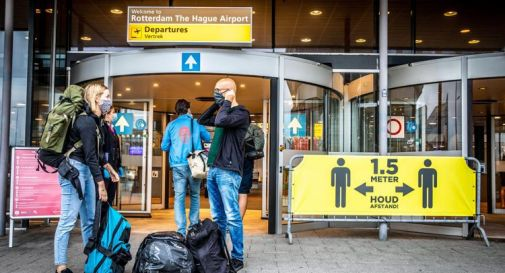 Variante Delta, boom contagi covid in Olanda