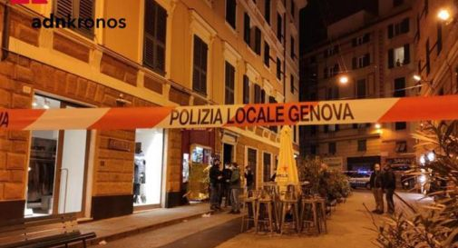 omicidio Genova