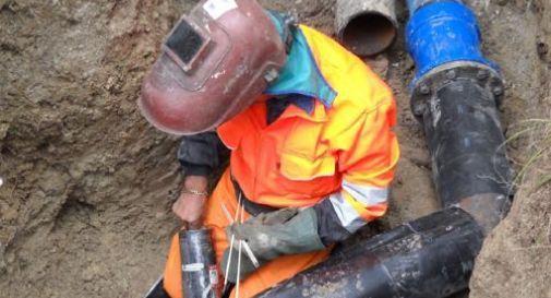 Sant'Angelo: lavori alla rete idrica, domani 150 utenze senz'acqua