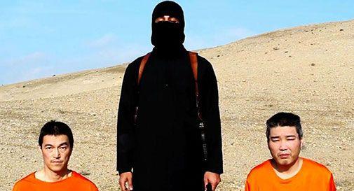 L'Is minaccia: 200 milioni entro 72 ore o uccideremo i due ostaggi giapponesi