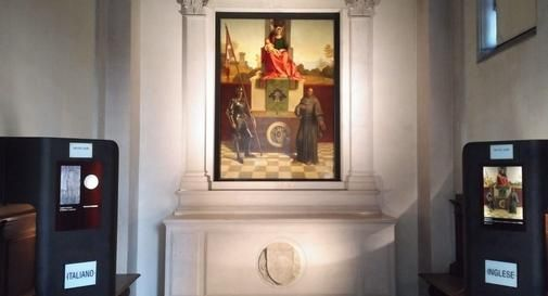 Giovine replica alle critiche sulla valorizzazione della Pala del Giorgione