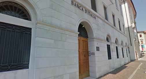 palazzo ex banca d'Italia Treviso