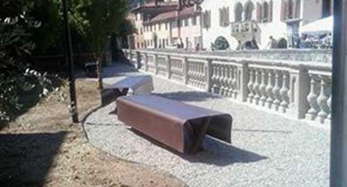 A Serravalle saranno intitolate passerella e isoletta sul Meschio