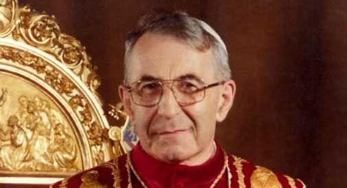 morte papa luciani decesso naturale