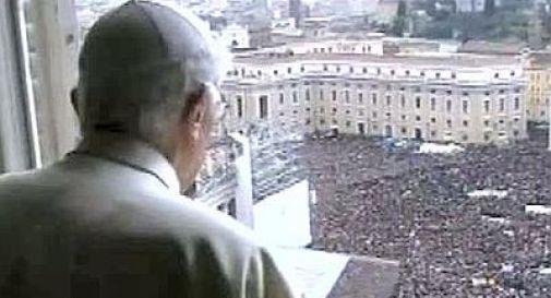 L'ultimo Angelus di Benedetto XVI: