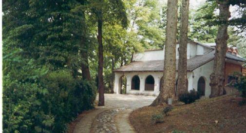 il parco di Villa Longobardi a Mogliano