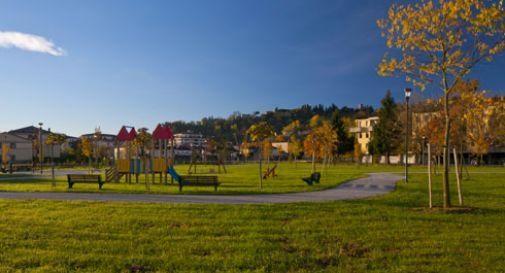 Un parco di 8mila metri sorge in centro città