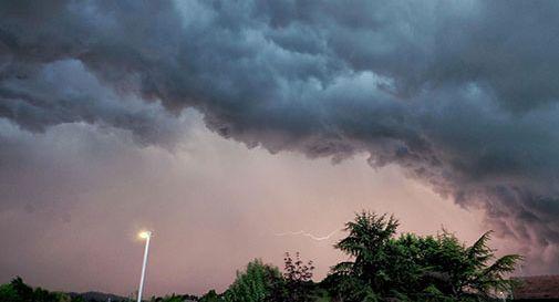 Temporali in arrivo in Veneto, temperature in calo: dichiarato lo stato di attenzione