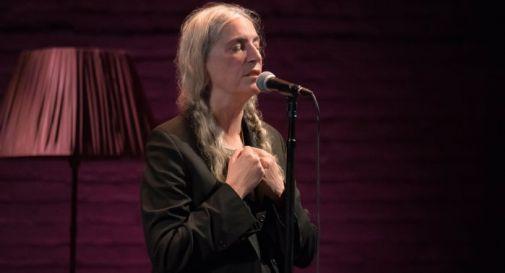 Laurea honoris causa a Patti Smith dall'Università di Padova