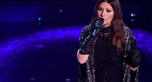 Laura Pausini vince Nastro d'Argento per migliore canzone originale