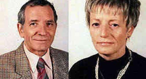 Guido Pelliciardi e Lucia Comin