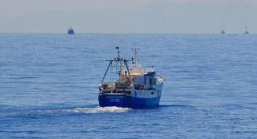 Croazia, peschereccio italiano sconfina: sequestrato