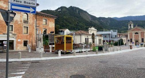 Piazza Foro Boario