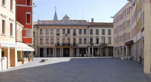 piazza Luzzatti a Motta