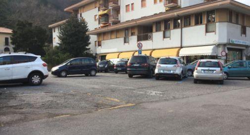 Un parcheggio...da marinai. Con polemiche a strisce blu