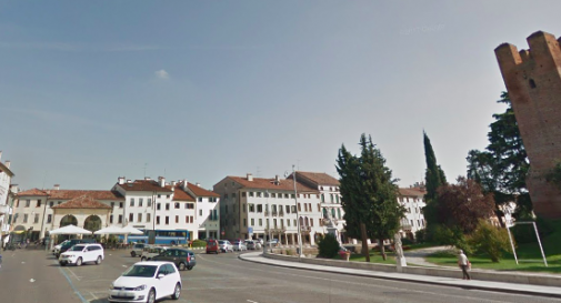 il centro di Castelfranco