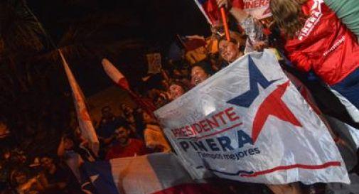Pinera presidente, la destra torna al potere in Cile