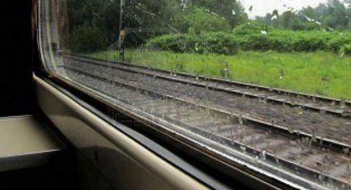 Violento temporale manda in tilt i treni