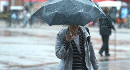 Stop al caldo: mercoledì arriva il maltempo che spazza via l'estate