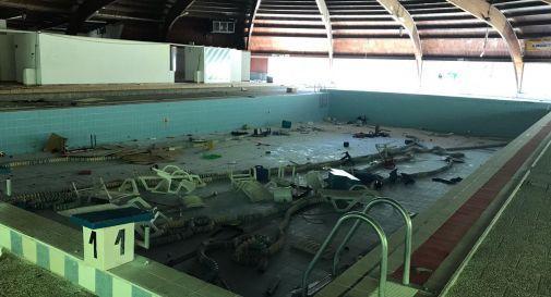 la piscina Rari Nantes ad oggi