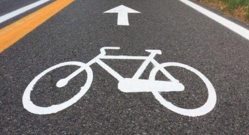 Nuova pista ciclabile via Duca d'Aosta a Mignagola