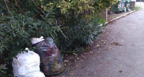 abbandono rifiuti
