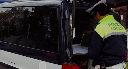 controlli anti-covid polizia locale