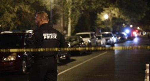 Sparatoria a Washington, 1 morto e 5 feriti