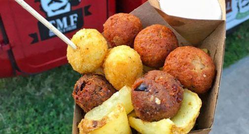 Nas al festival dello Street Food, sequestrati 50 chili di polpette