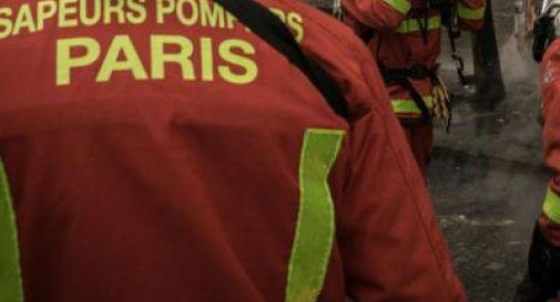 Parigi, a fuoco la chiesa di Saint-Sulpice