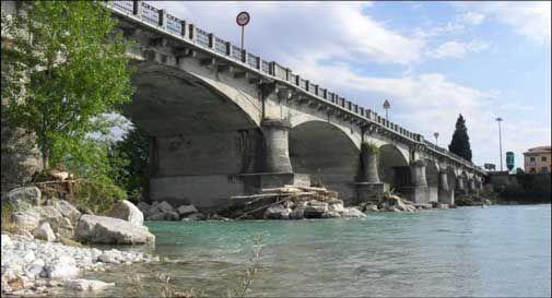 ponte della priula ripartono i lavori