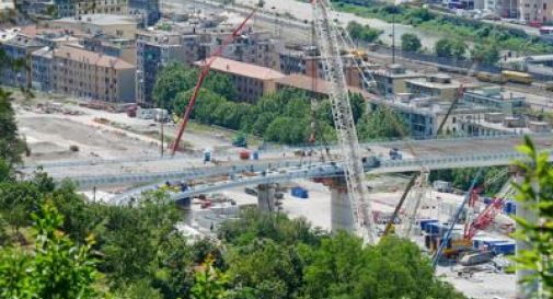 Inaugurazione ponte morandi