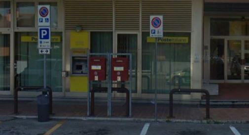 l'ufficio postale di Paese