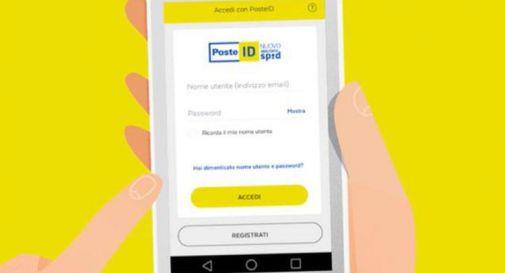 SPID: come richiedere l'identità digitale PosteID abilitato a SPID