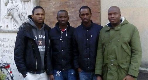 Quattro profughi e un progetto. Per diventare cittadini