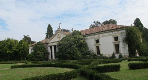 Scorcio di Villa Franchetti