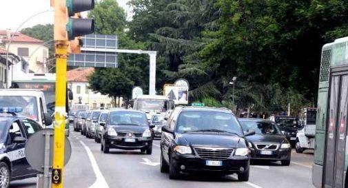 Rallentamenti del traffico da stamattina sulle strade di Treviso Belluno e Vicenza