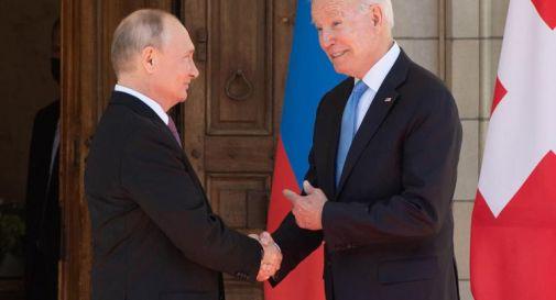 Biden-Putin, summit a Ginevra. Accordo su rientro degli ambasciatori