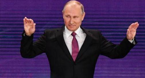 Putin: mi ricandido alle presidenziali 2018