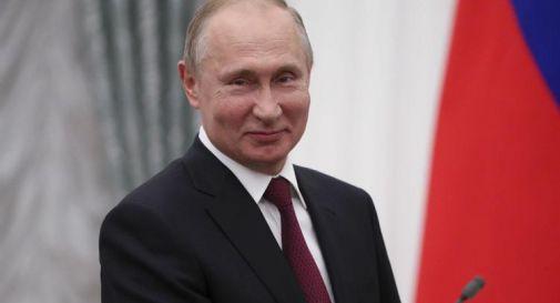 Putin e il sorriso sprezzante:
