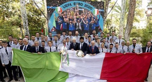Euro 2020, Mattarella: