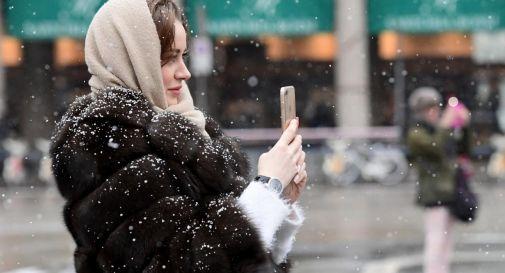 Neve Anche In Pianura Nelle Prossime Ore In Veneto Stato Di