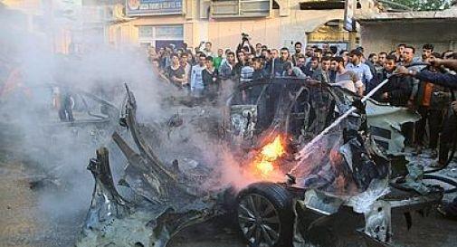 Nuovi raid su Gaza, almeno 13 morti