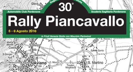 Incidente al Rally Piancavallo