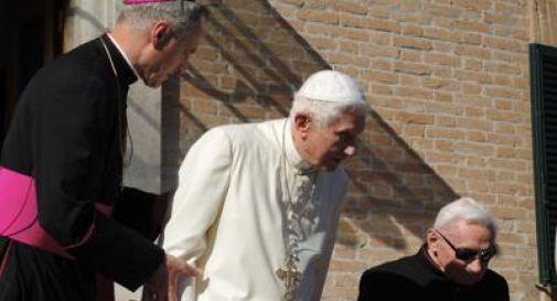 E' morto Georg Ratzinger