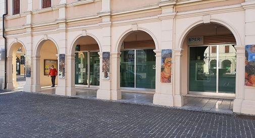 Il Centro pastorale in via De Gasperi1 ha ospitato la mostra