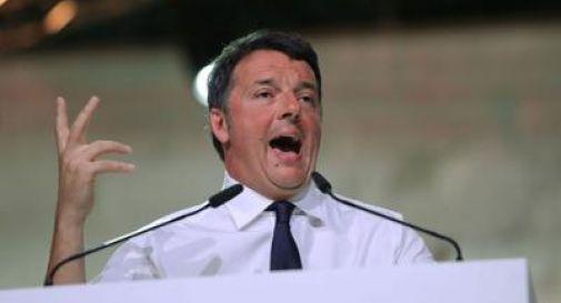 Renzi punta  all'elettorato deluso di Forza Italia
