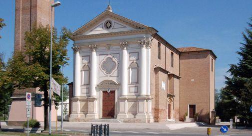 la chiesa di Resana