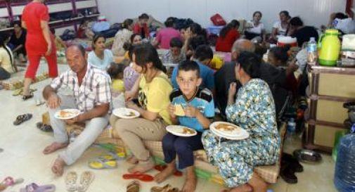 Rifugiati cristiani in Iraq /Infophoto