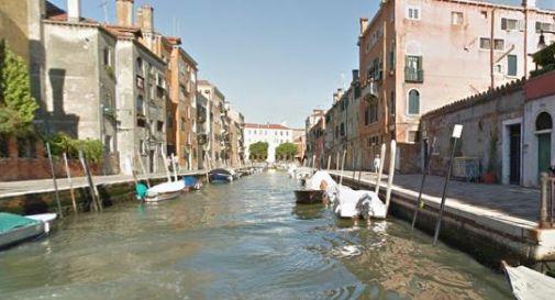 Rio San Girolamo a Venezia